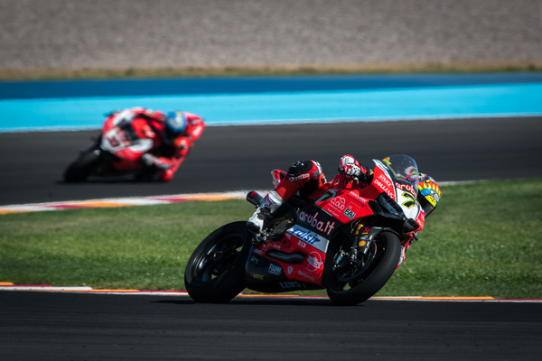 Aruba.it Racing - Ducati ancora sul podio in Gara 2