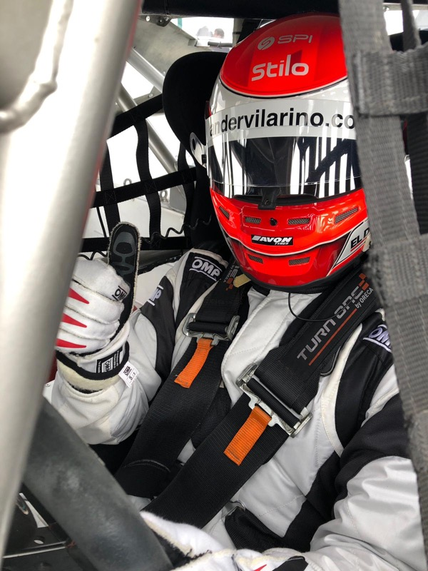 Ander Vilarino ritorna in NWES con Racing Engineering