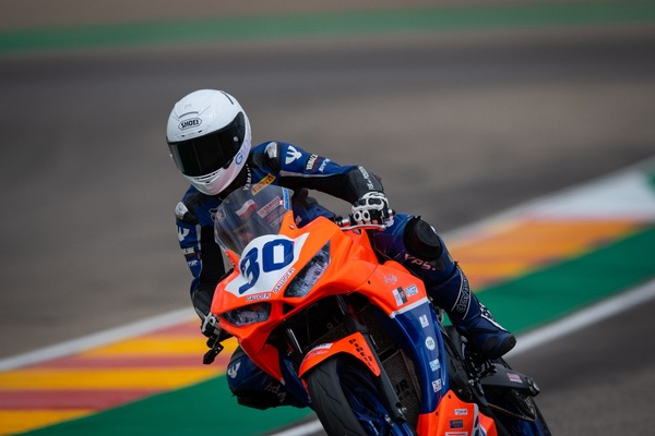 Weekend sfortunato per il team Terra e Moto al Motorland Aragon