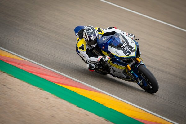 SuperBike Aragon Althea Delbianco