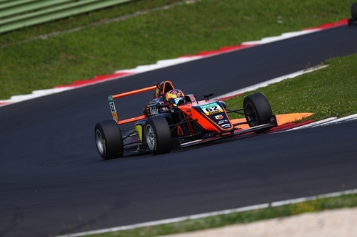 Italian F4 Championship powered by Abarth Vallelunga