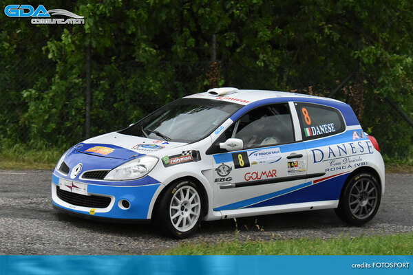 Rally del Grifo GDA Communication Luca Danese