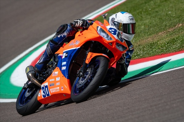 Mondiale Supersport 300 Imola team Terra e Moto