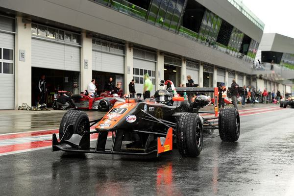 Topjet F2000 Italian Trophy Deledda Red Bull Ring