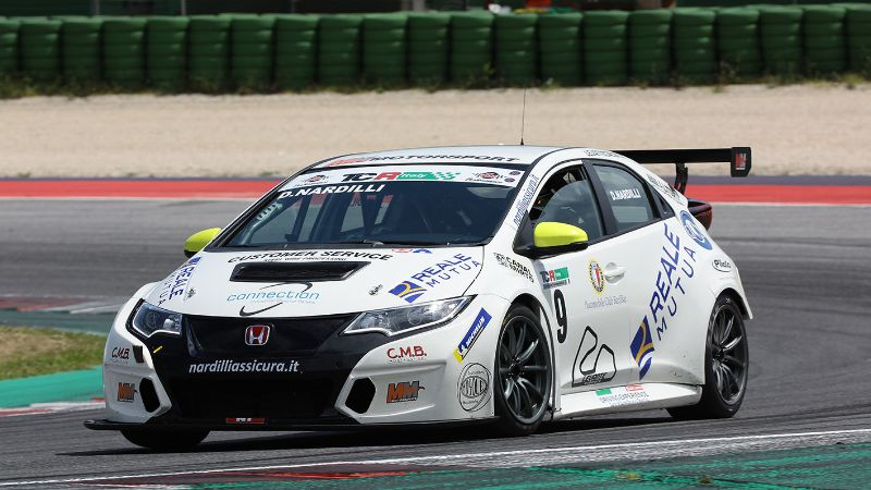 TCR Misano MM Motorsport Davide Nardilli