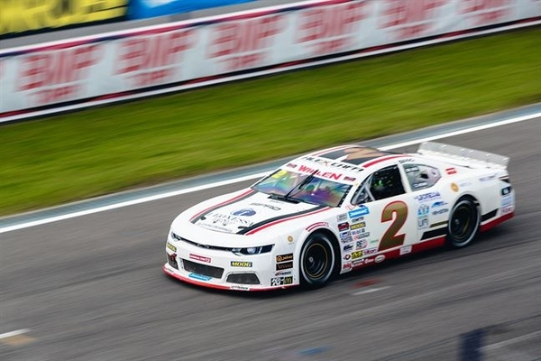 Brands Hatch V8 Alex Caffi Motorsport  Nascar Whelen Euro Series