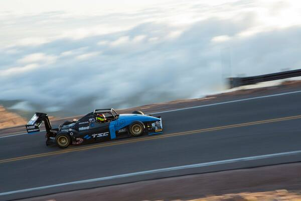 Wolf GB08 vince la Broadmoor Pikes Peak International Hill Climb 2019
