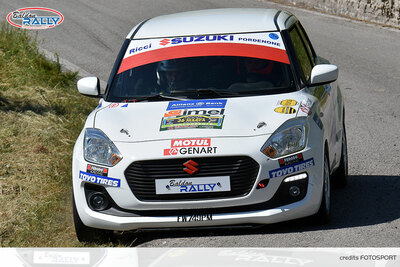 Baldon Rally punta sulla Suzuki Swift Turbo