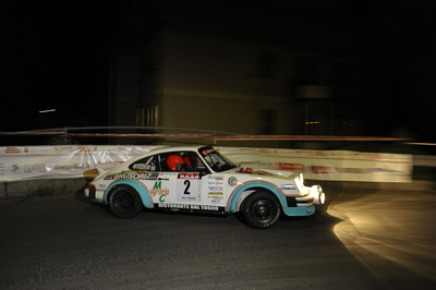 43°Raab Historic Rally Simone Brusori e Fernando Carrugi
