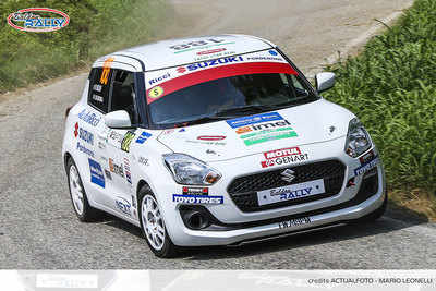 Baldon Rally di Alba Andrea Scalzotto