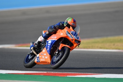 Mondiale Supersport 300 Portimao: Weekend positivo per il team Terra e Moto