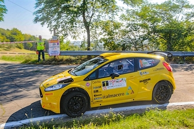 Rally di Modena, Campedelli e Project Team in trionfo
