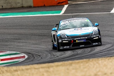 Fenici a Misano in Porsche Sports Cup Suisse