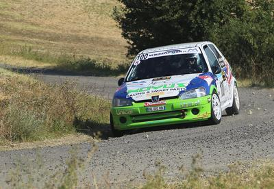 Cronoscalate rally e slalom  New Rally Team Verona