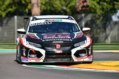 Guidetti  TCR Italy Honda MM Motorsport Imola