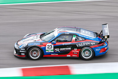 Raptor Engineering vola con Barri al Mugello in Carrera Cup Italia