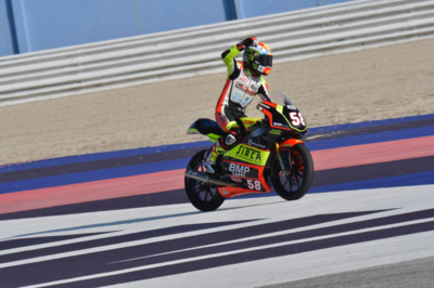 Luca Lunetta AC Racing Team Moto3