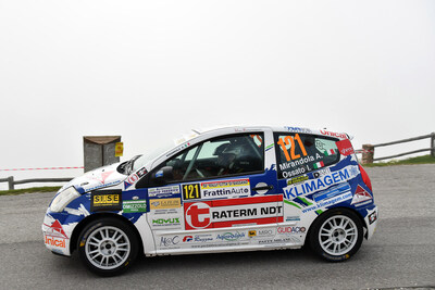 Rally del Bardolino New Rally Team Verona